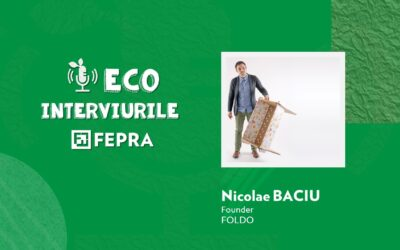 Eco-Interviurile FEPRA Nicolae Baciu – Founder FOLDO